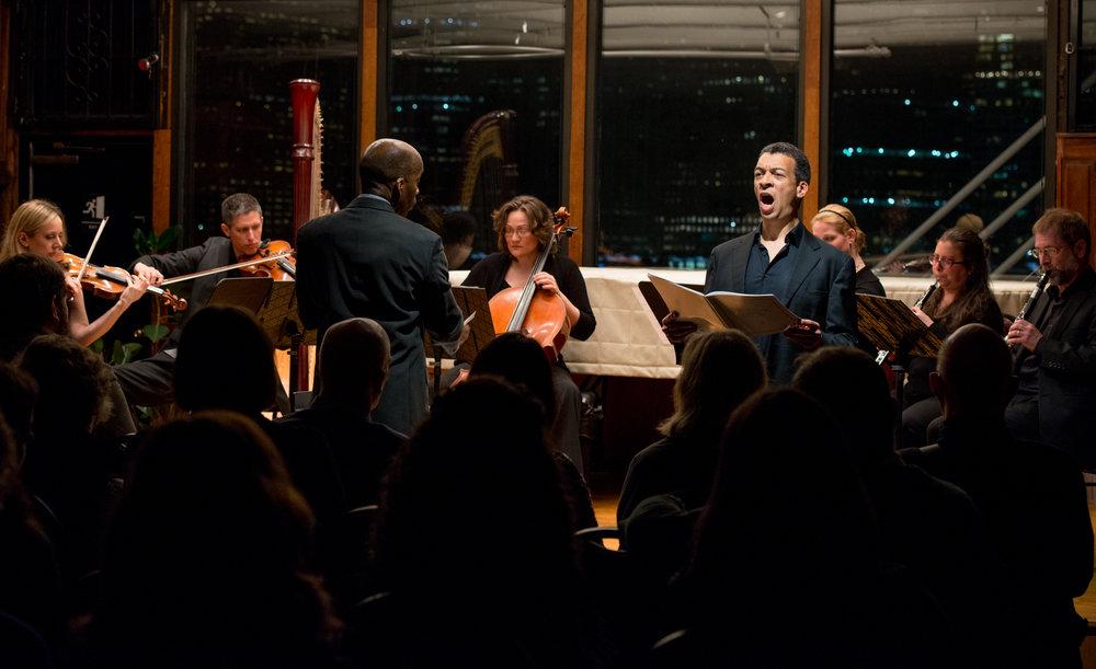 Kenneth Fuchs: Chamber Music Here and Now   Bargemusic Brooklyn