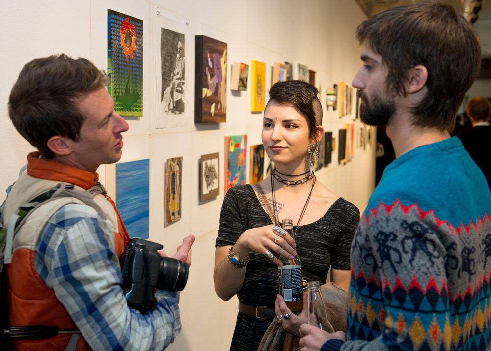 Transported / Illuminated Opening | Artspace