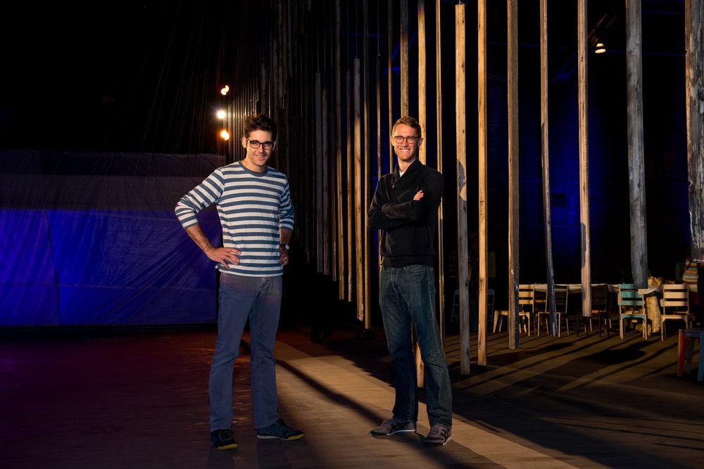 John Kleinschmidt & Andrew Sternad | Sculptors