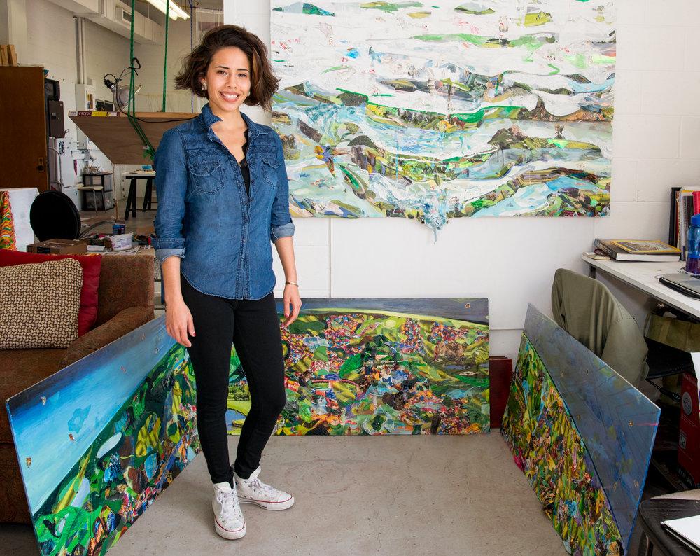Camille Hoffman | Painter