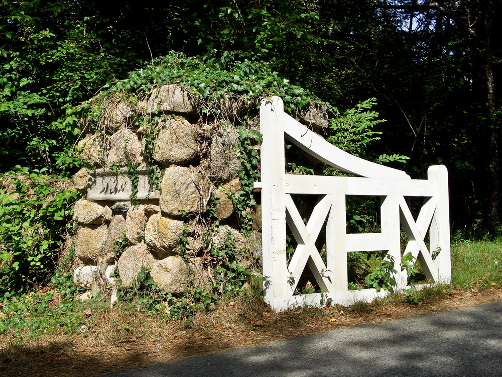Abel's Hill Gate, Chilmark, MA