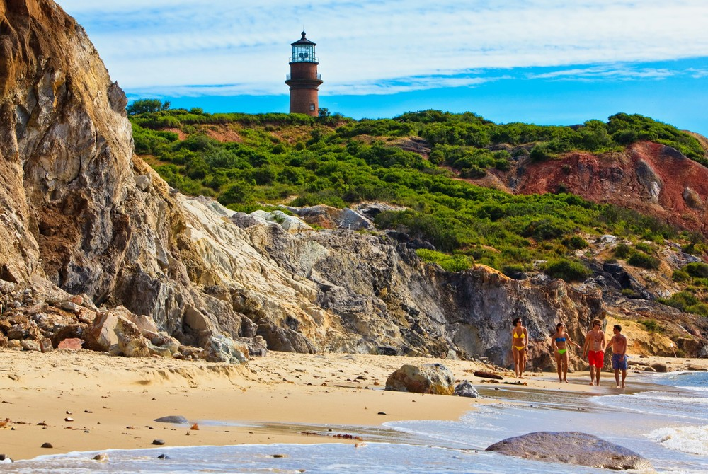 Aquinnah Beach Strollers, Martha's Vineyard, MA