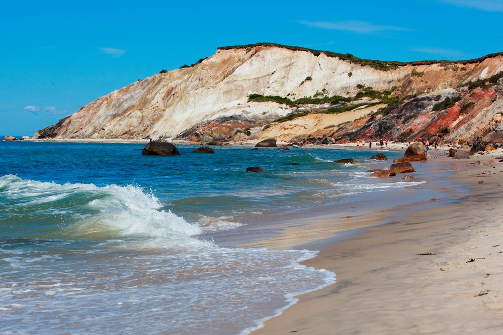 Aquinnah Beach, Martha's Vineyard, MA