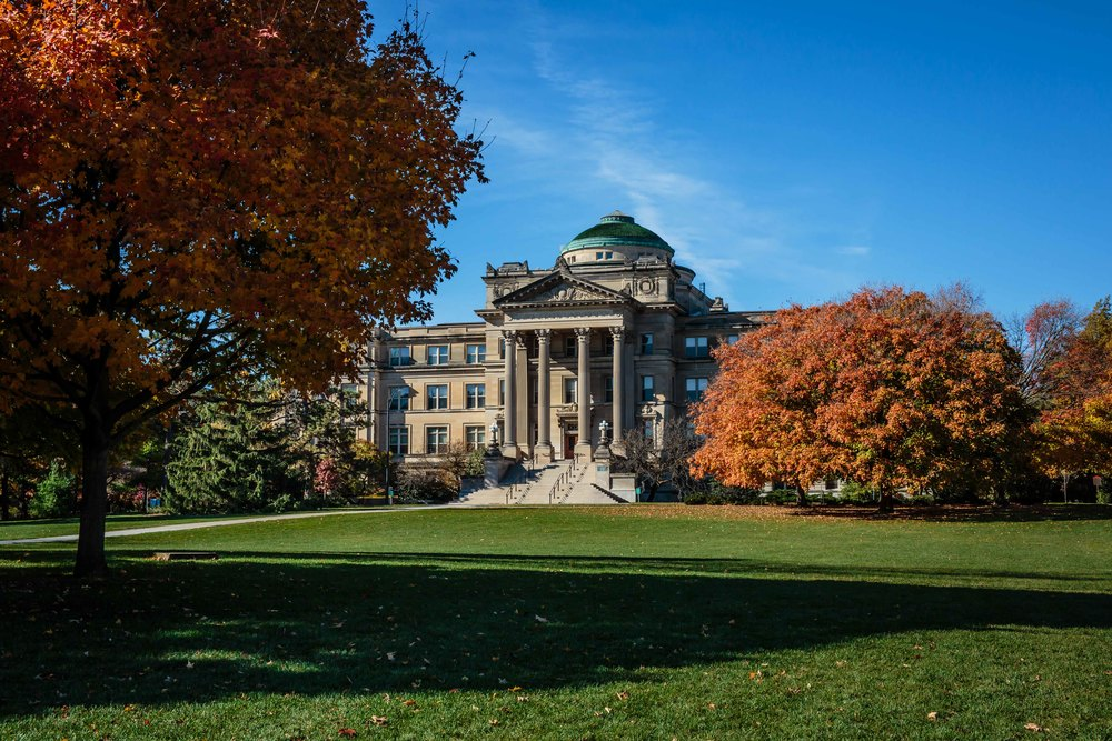 Beardshear Hall, Iowa State University, Ames, Iowa