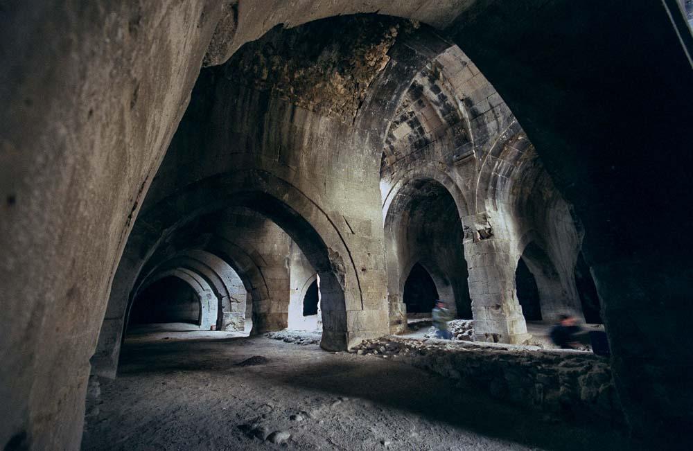 Caravanserai, Cappadocia, Turkey