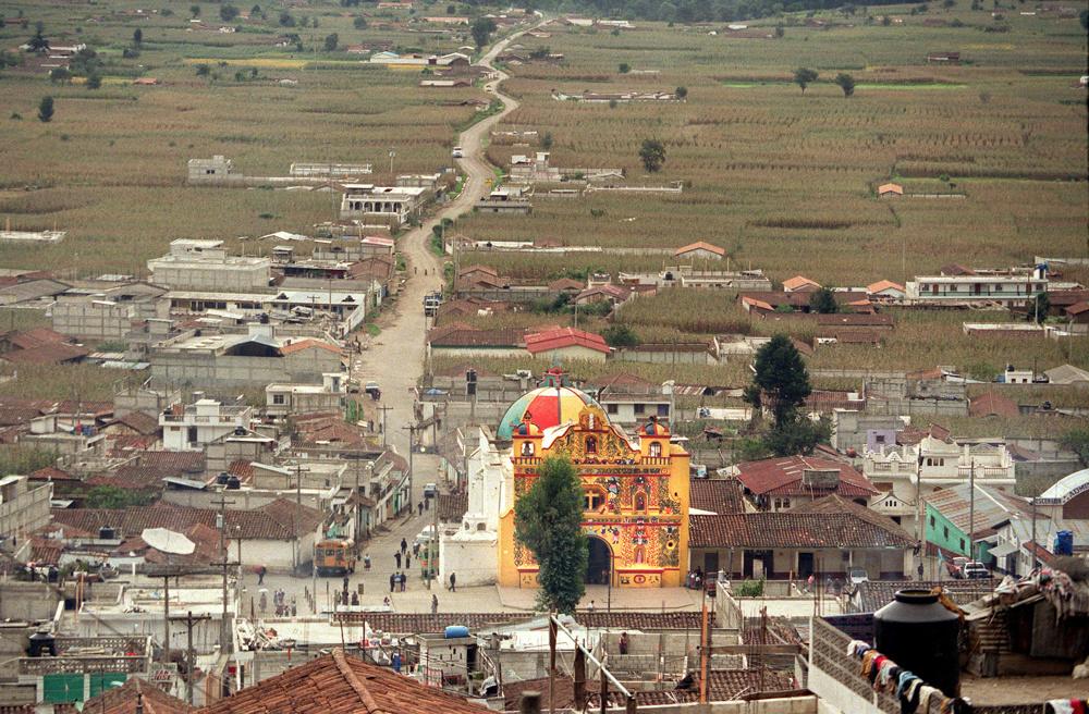 San Andres Xecul, Guatemala