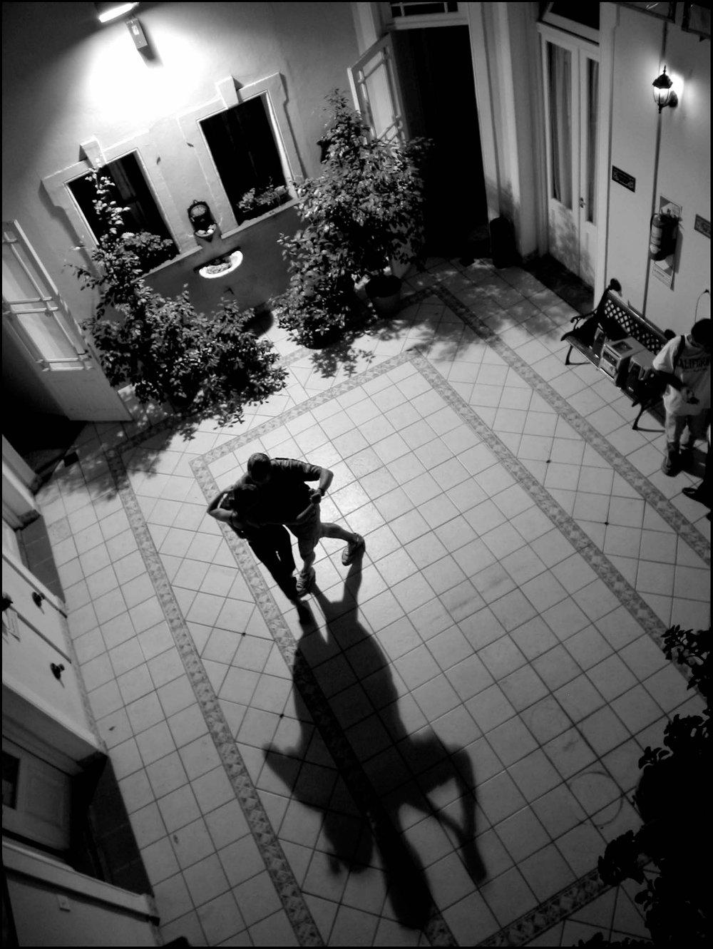 Tango lesson, Buenos Aires