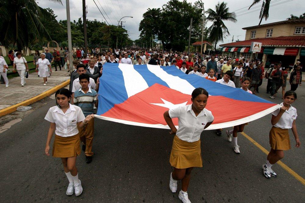 Celebrating Cienfuegos, Cuba