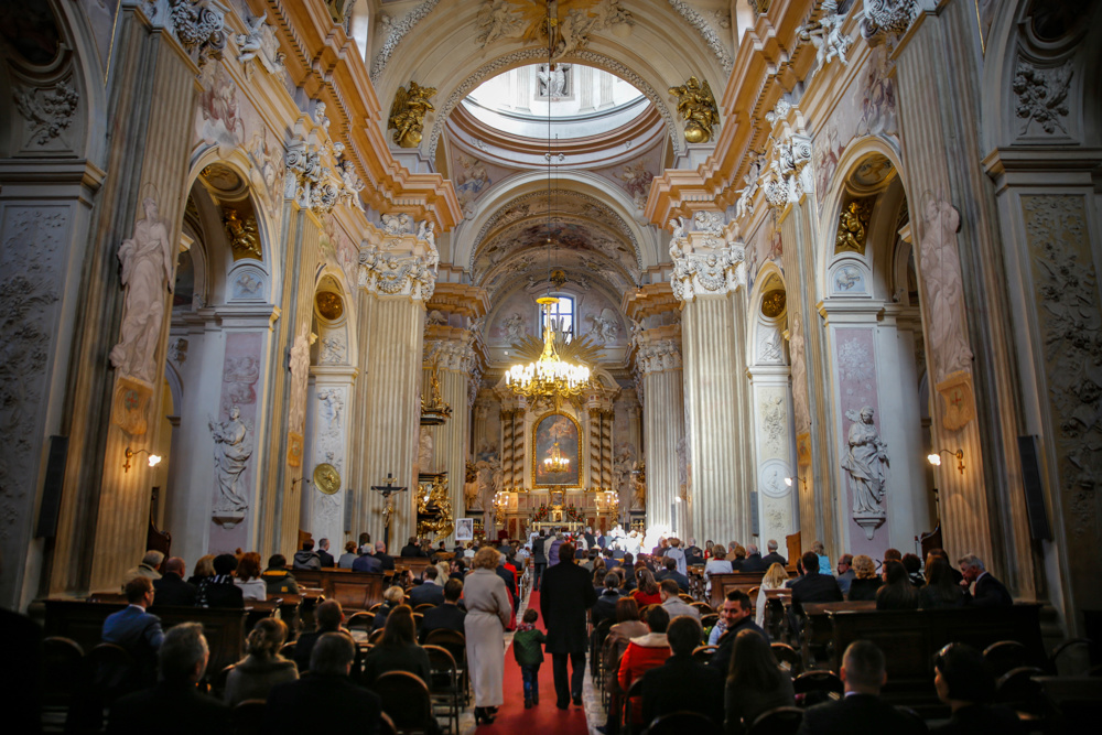 Wedding, Krakow, Poland