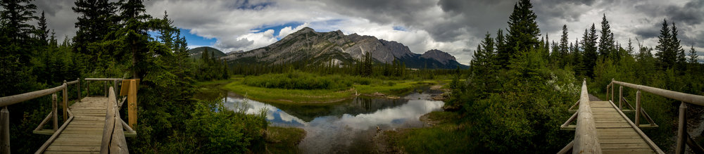 Many Springs in Bow Valley Provincial Park