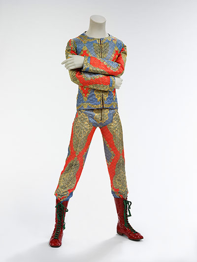 Costume byKansai Yamamoto