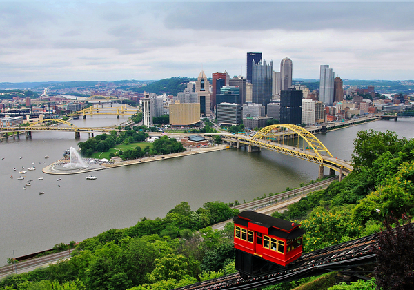 Pittsburgh  Photo by:  Visit Pittsburgh