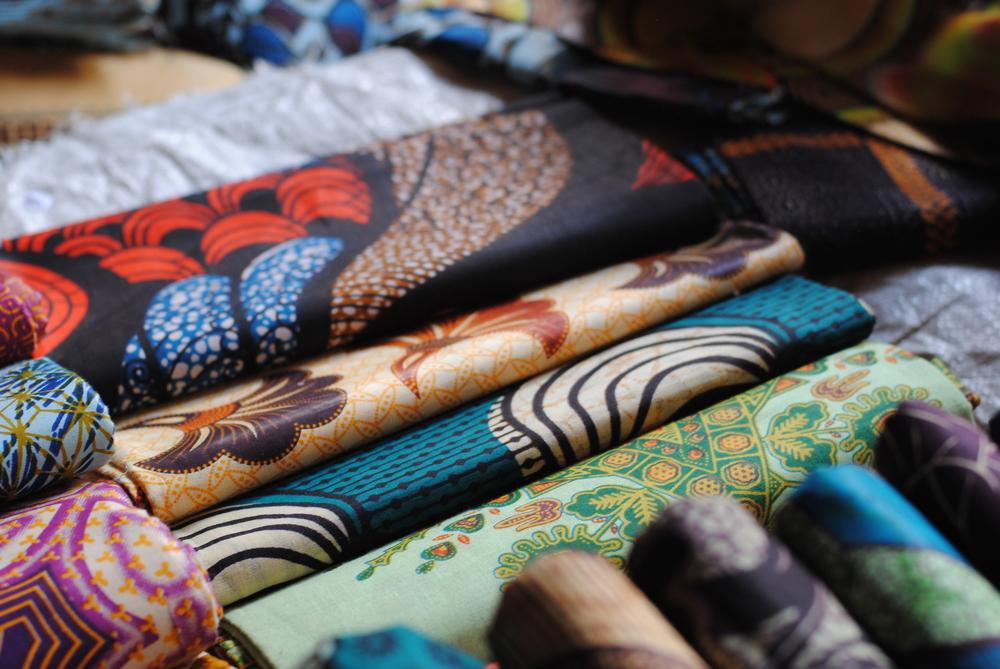 Chitenji incorporates myriad unique and vibrant patterns