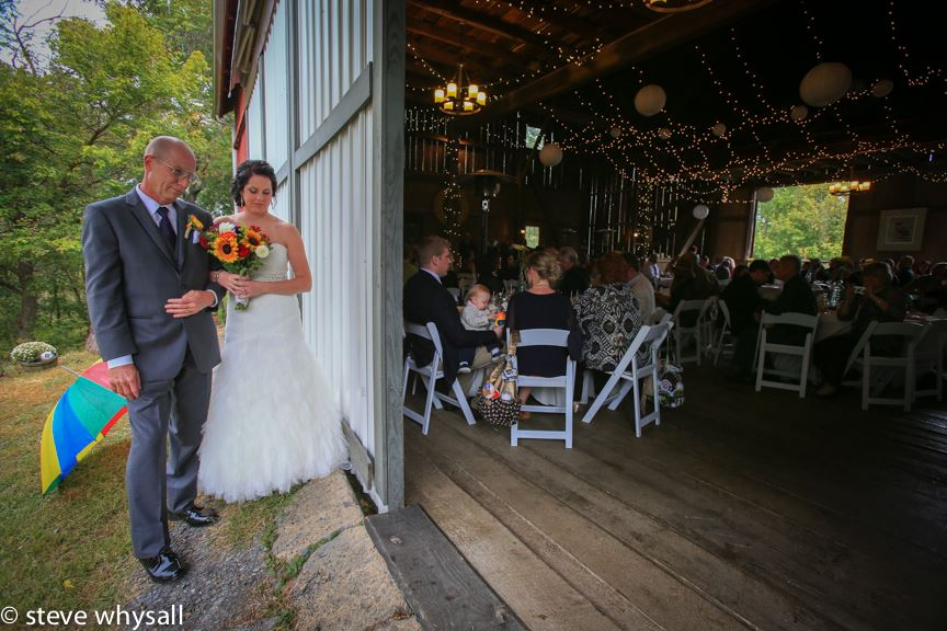 Weatherlea Farm Wedding Ceremony