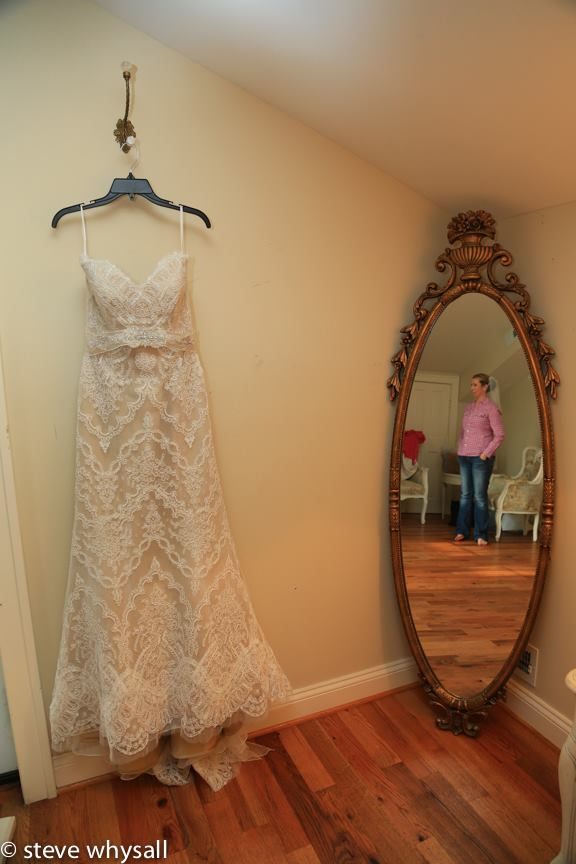 Bluemont Vineyard Wedding Dress