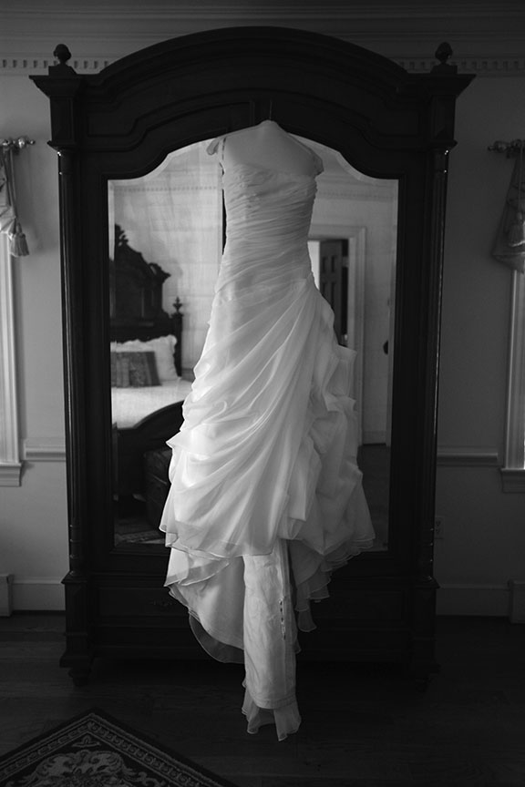 Stone Manor Country Club Wedding Dress