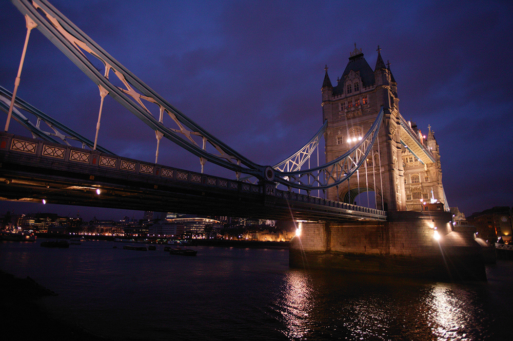 Travel Photo Tower Bridge London