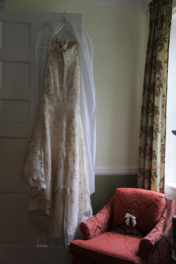 Wedding Dress Photo Chesapeake City MD | Frederick Maryland Wedding Photographer