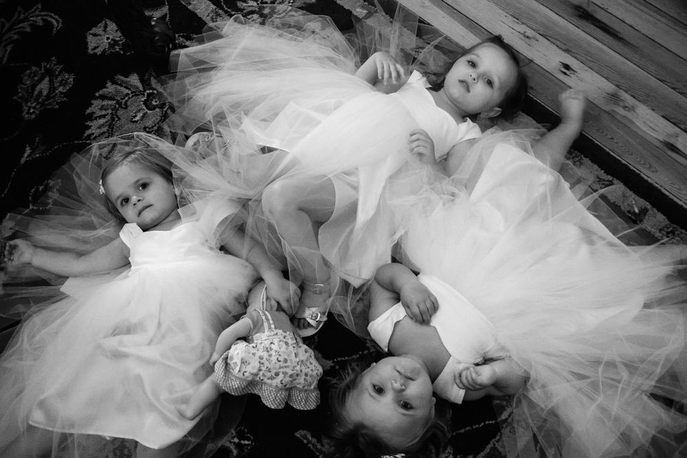 Whitehall Estates Flower girls