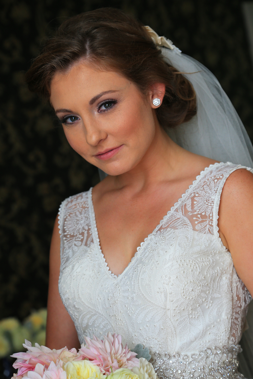 Whitehall Estates Bridal Portrait