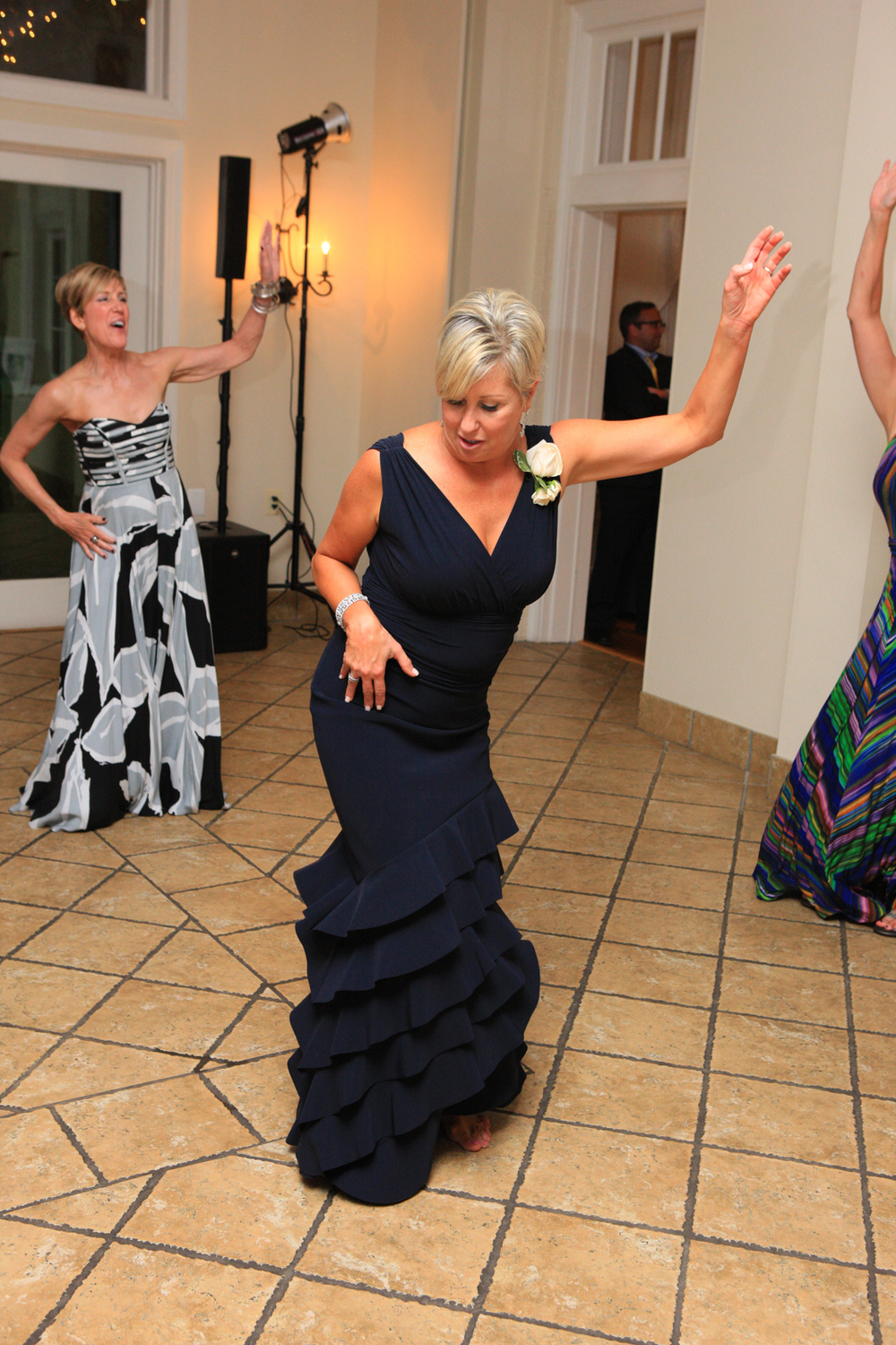 Whitehall Estates Wedding Reception Dancing Photo