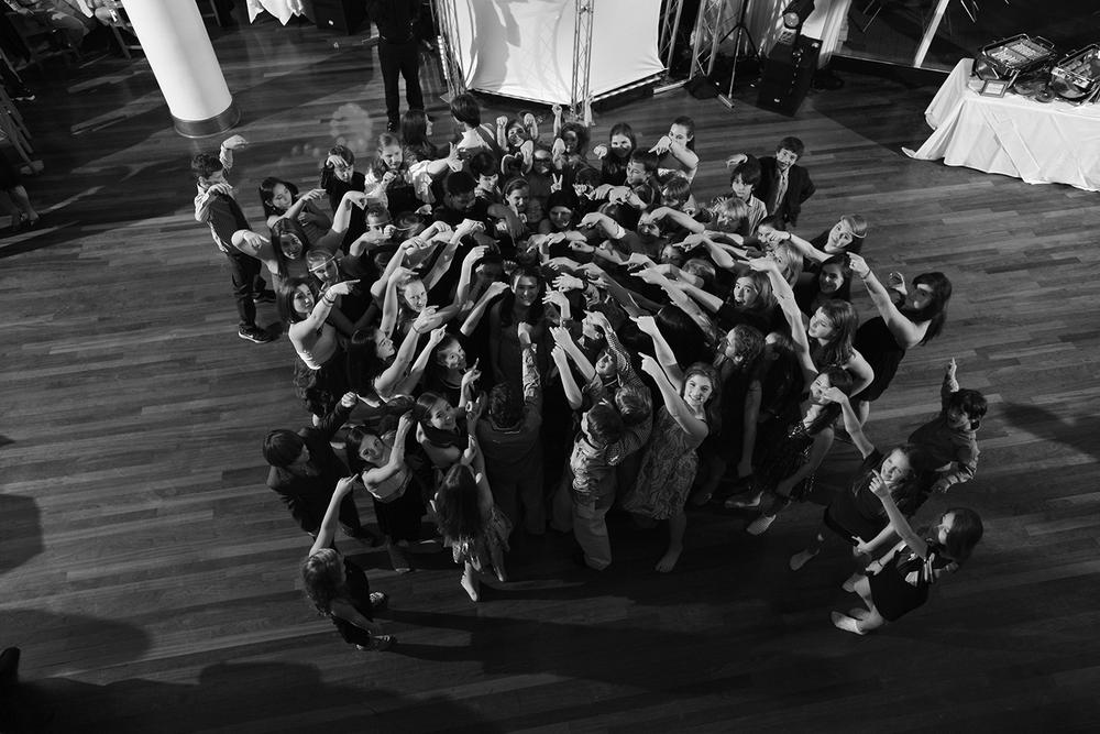 Bat Mitzvah Party Photo