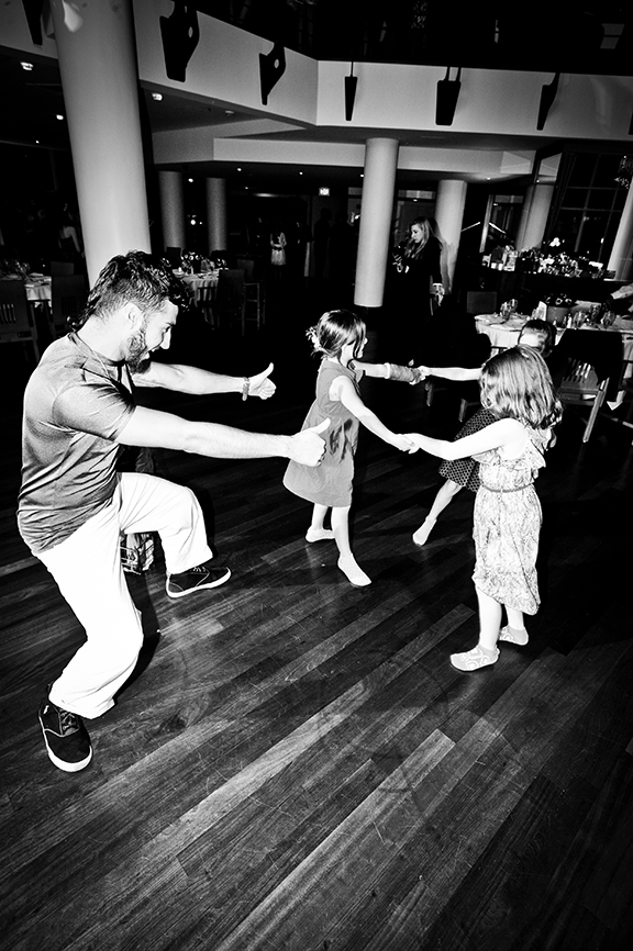 Bar Mitzvah Dancing Reception Photo