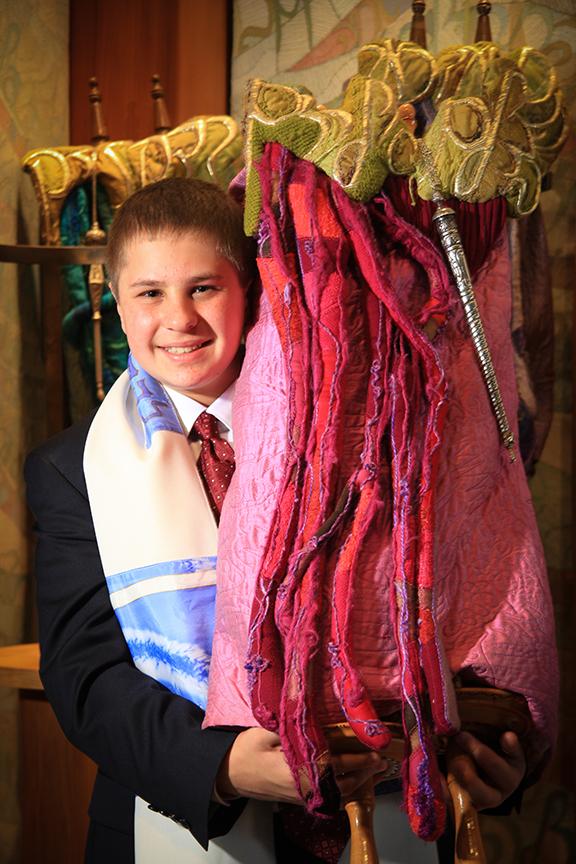 Bar Mitzvah Portrait