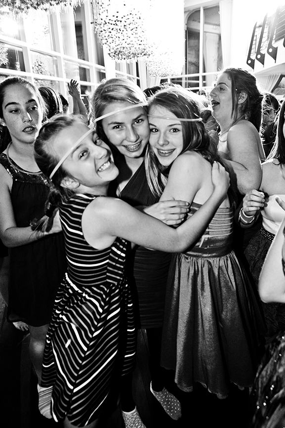 Bar Mitzvah Party Photo