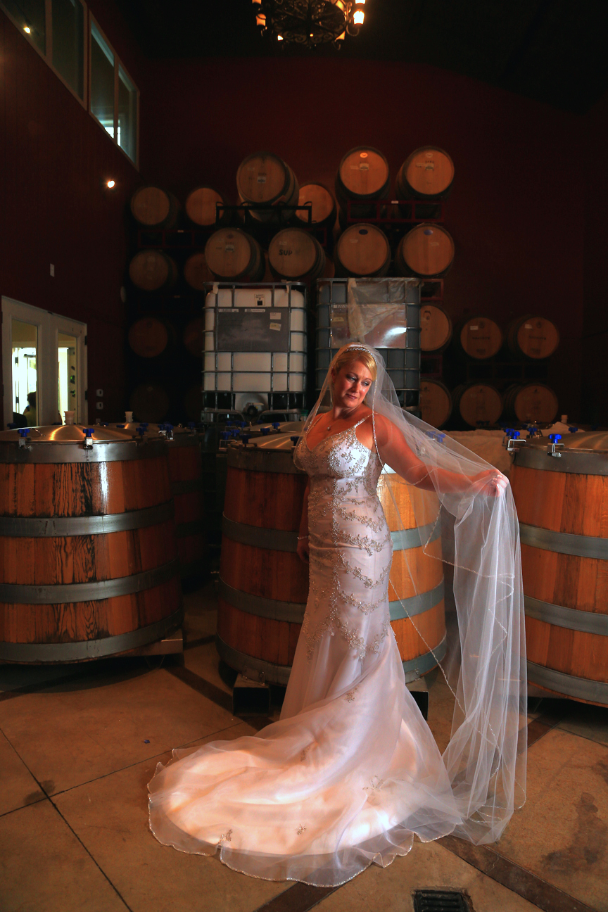 brde in barrel room cana vineyards