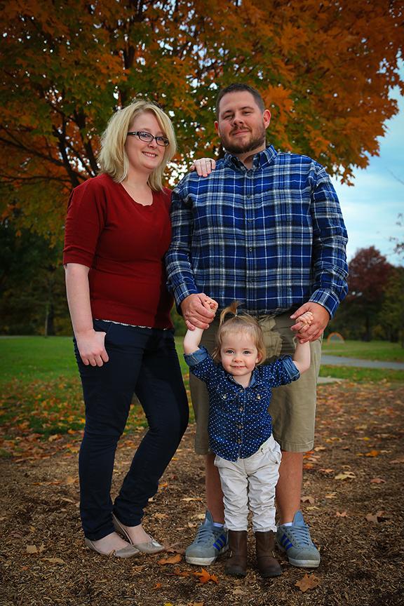Baker Park Family Portraits
