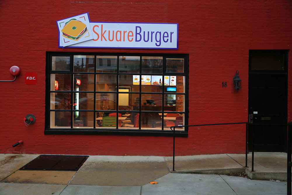 Skuareburger Frederick, Maryland