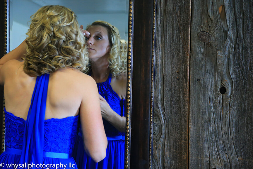 Frederick MD Wedding Photographer | Holly Hills Country Club