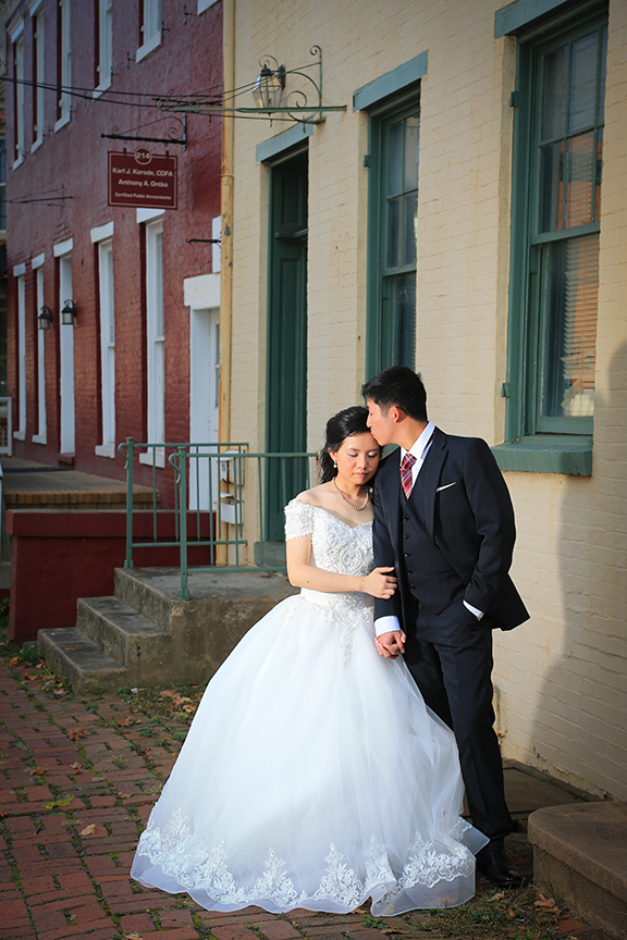 Frederick MD Wedding Photos