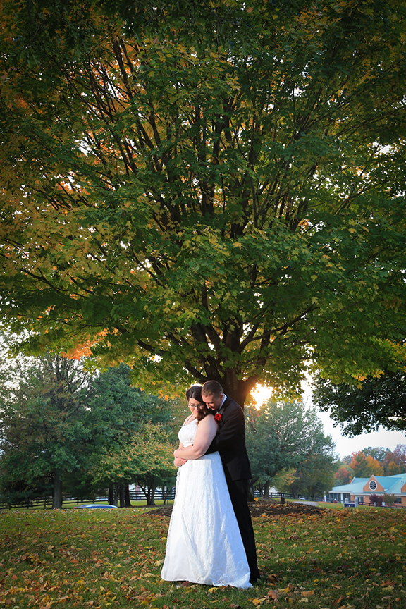 Ida Lee Park Wedding Photos