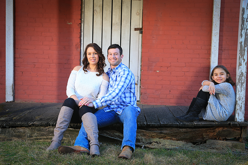 Frederick Engagement Session
