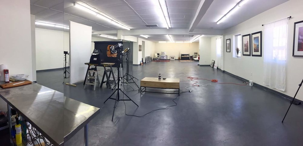 Photo Studio For Hourly Rental - Only 3 miles from Frederick, MDClose to Washington, DC and Baltimore, MD
