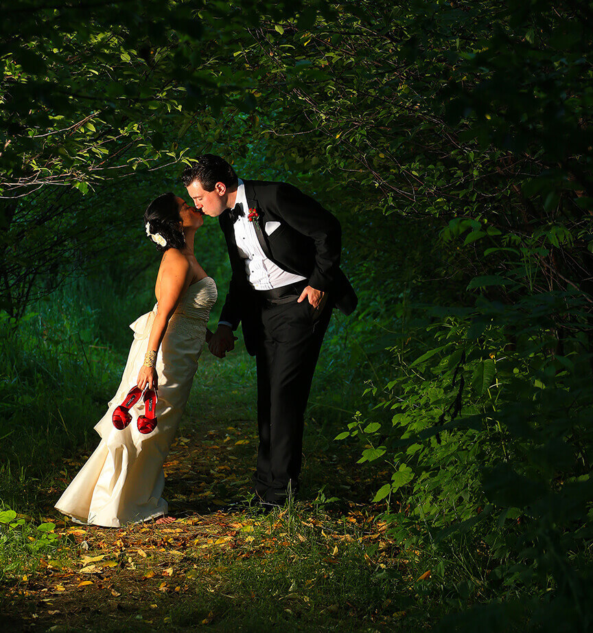 Award Winning Photographer - Steve is the winner of the Gold and the Silver Award in international competitions sponsored by the Artistic Guild of the Wedding Photojournalist Association. (AG)WPJA is comprised of outstanding wedding photographers.