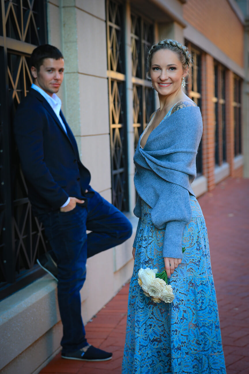 Elopement Wedding Photographer Frederick MD