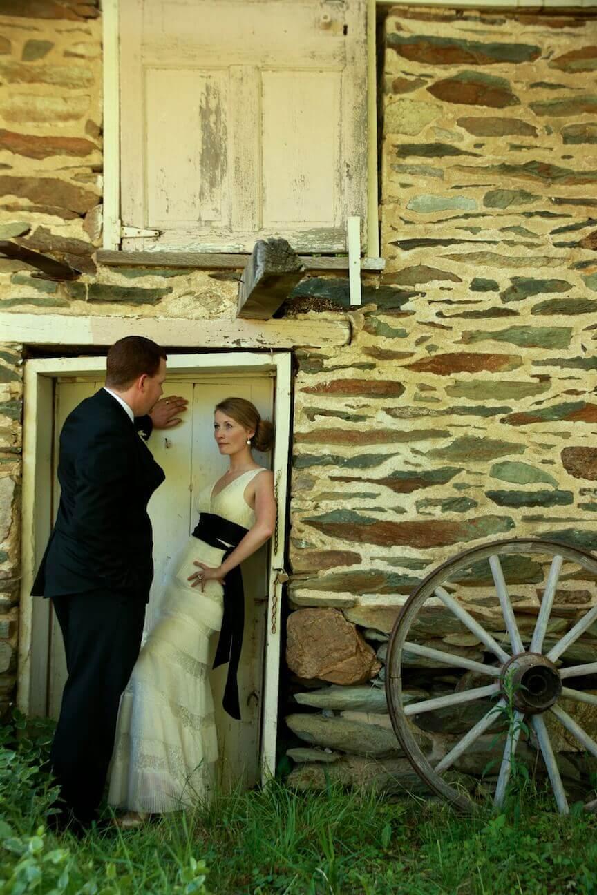 Stone Manor Country Club Wedding Photographer