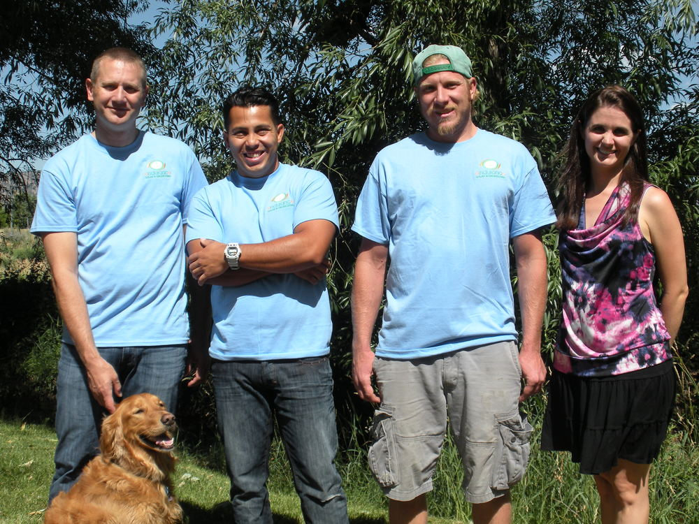 The Endurance team