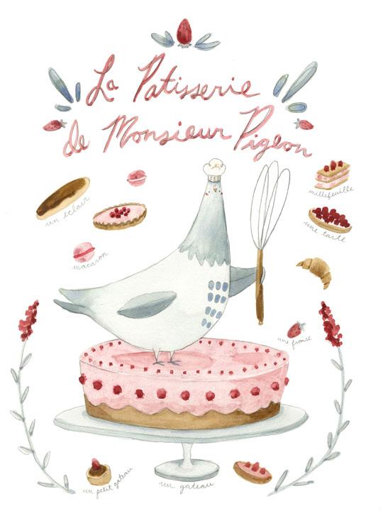 La Patisserie de Monsieur Pigeon