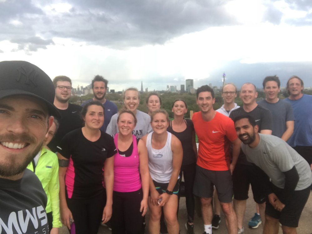 RUN KX   MONDAY 12:15  WEDNESDAY 18:00    Granary Square, King's Cross N1C 4AB
