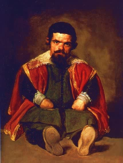 Paintings of Velasquez, Francesillo de Zúniga