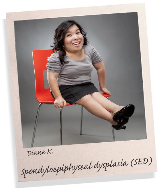 Specific types of dwarfism — UNDERSTANDING DWARFISM
