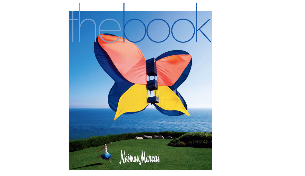 Neiman Marcus Catalog  Cover  January 2010