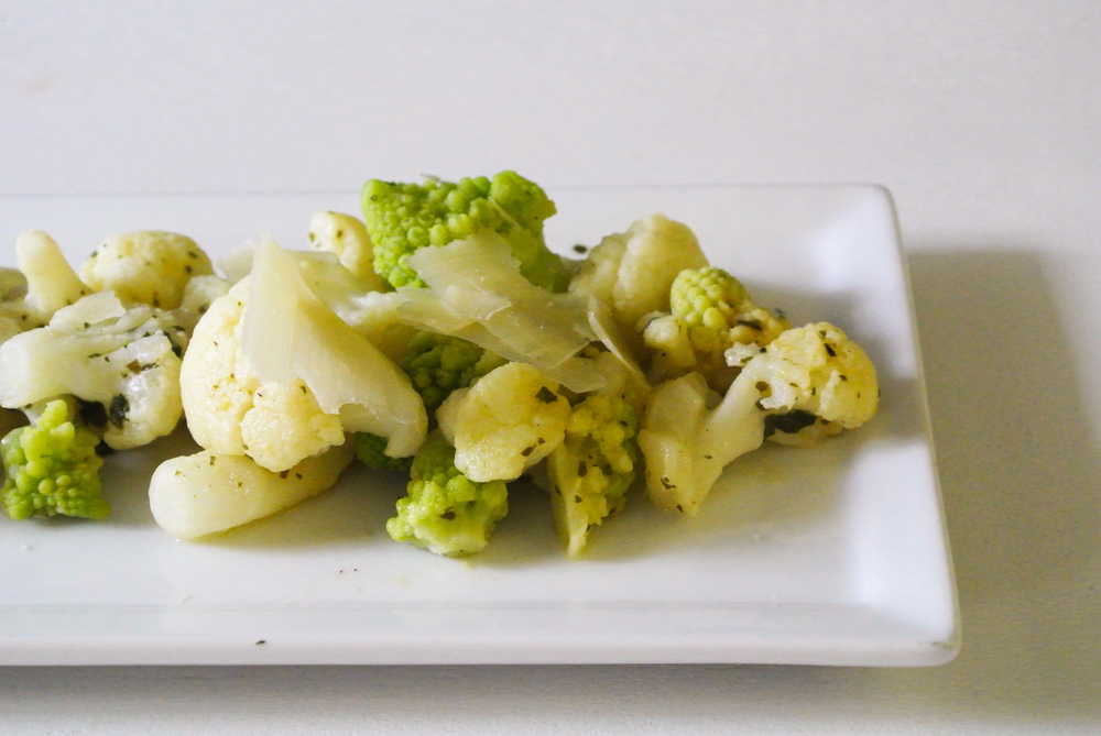 Romanesco Cauliflower Sidedish