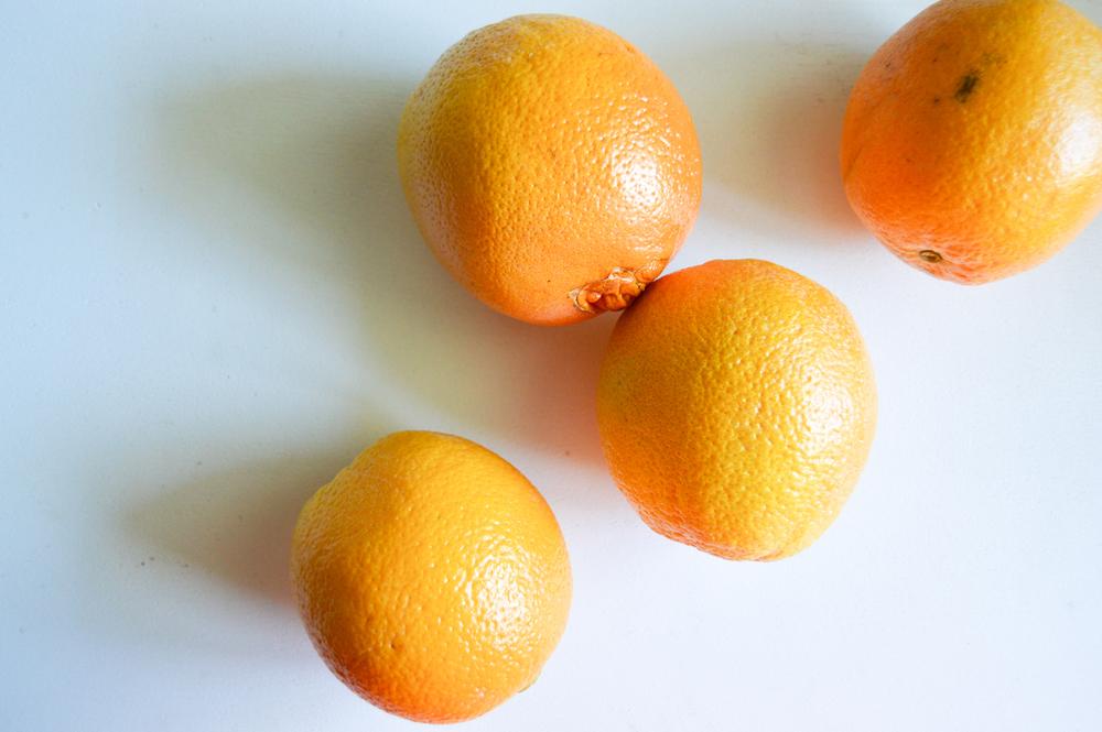 Orange Grapefruit Mimosas | Birdie Shoots