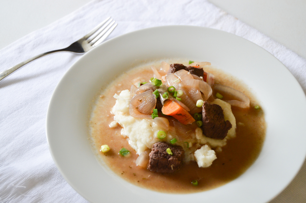 Slow Cooker Beef Stew | Birdie Shoots
