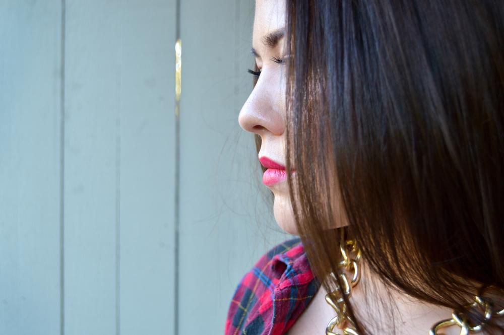 Fall Flannel via. Birdie Shoots